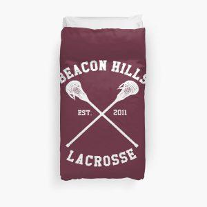 Beacon Hills Lacrosse - Teen Wolf Duvet Cover