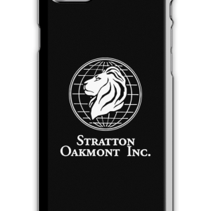 Stratton Oakmont Logo - The Wolf of Wall  Street iPhone 7 Snap Case