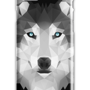 Wolf iPhone 7 Snap Case