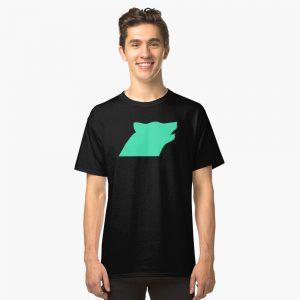 awseome wolf Classic T-Shirt