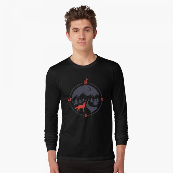 Call of the North... Long Sleeve T-Shirt