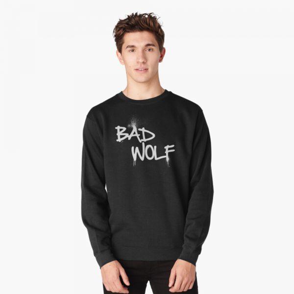 Bad Wolf Pullover Sweatshirt