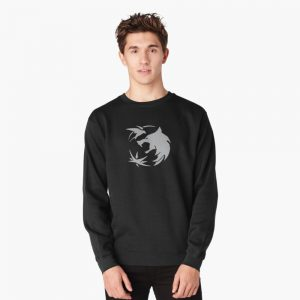 School of The Wolf Pullover Sweatshirt