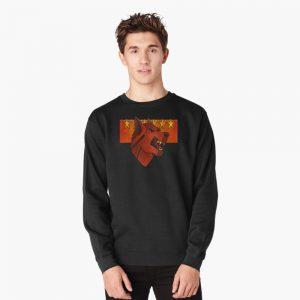 Wolf's pride Pullover Sweatshirt