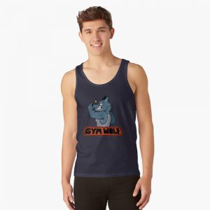 GYM WOLF Tank Top
