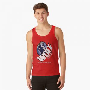 Wolf Cola - The Right Cola for Closure Tank Top