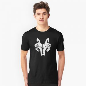 The Wolf Pack Slim Fit T-Shirt