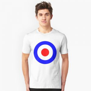Tank Girl (Booga's Bullseye) Slim Fit T-Shirt