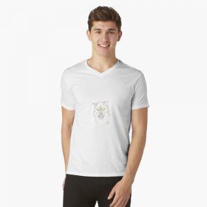 Stay Away! V-Neck T-Shirt
