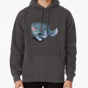 A.J. Arctic Wolf Pullover Hoodie