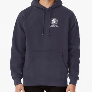 Stratton Oakmont Logo - The Wolf of Wall Street Pullover Hoodie