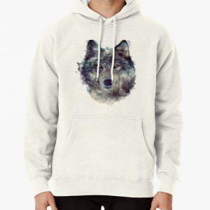Wolf // Persevere Pullover Hoodie