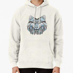 Winter wolf Pullover Hoodie