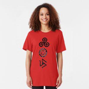Teen Wolf 3 Slim Fit T-Shirt