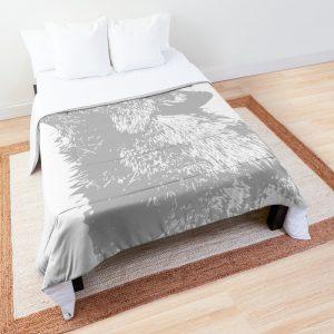 Grey Wolf Comforter