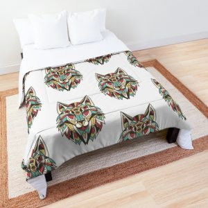 AFRICAN WOLF Comforter