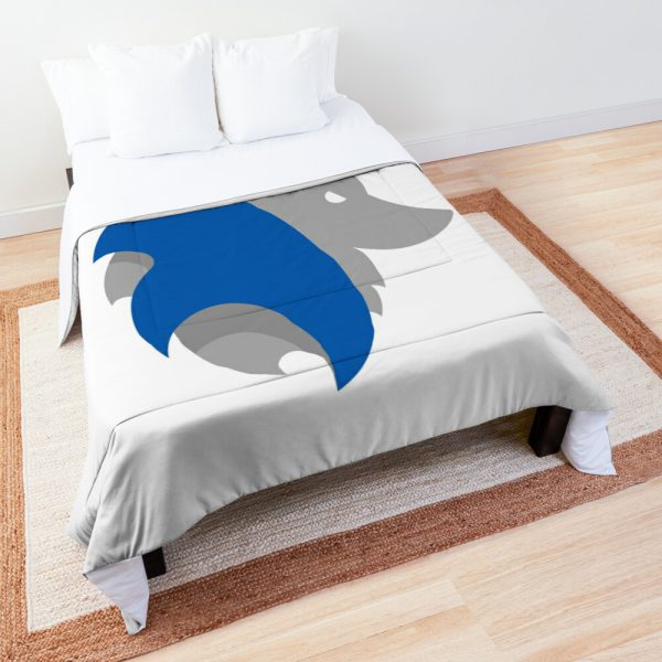 The Wolf Comforter